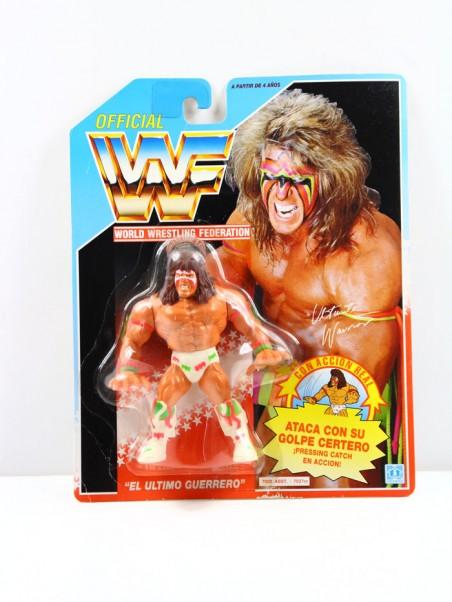 FIGURA DE ACCION WWF HASBRO MATTEL...